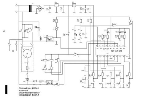 4 wire paper shredder motor wiring diagram 42 wiring