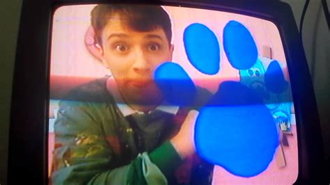 5 little clues 1 word 1 4 jpg vhs fears vol 9 blue s clues part 2 youtube