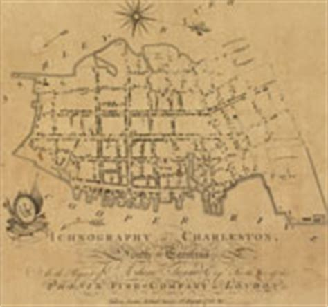 charleston historic district illustrated map books charleston illustrated a historic district architectural map