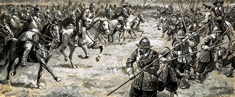 Themes Of The English Civil War | battle of naseby