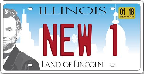 License Plate Lookup Illinois The Official Website For The Illinois Of State