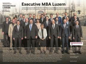 Executive Mba Useful Or Not by Absolventinnen Und Absolventen Executive Mba Luzern
