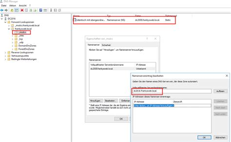 migration domain controller zu server  frankys web