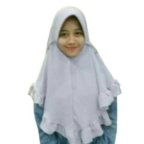 Khimar Pet Tali Rempel jilbab instan rempel pet tali bublepop shopee indonesia