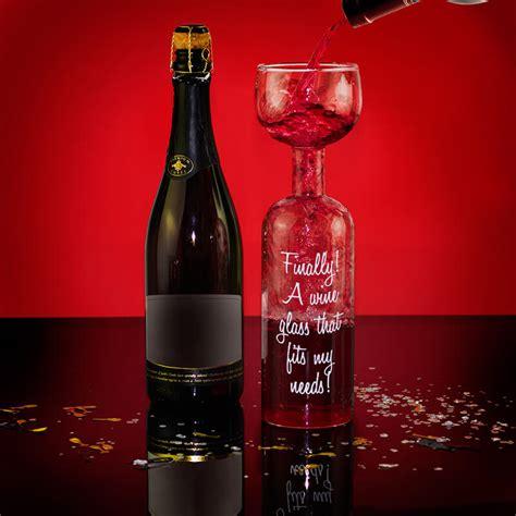 Wine Bottle Gl From Prezzybox M