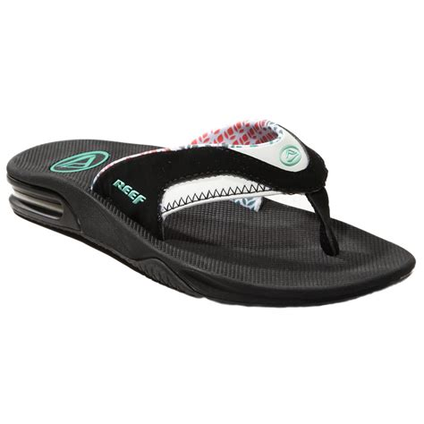 womens reef fanning sandals object moved