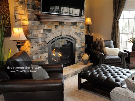 Fireplace Makeover Cost by Fireplace Makeovers At The Place