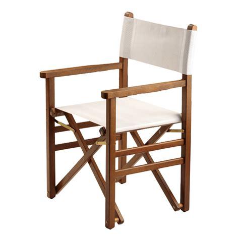 sedie regista usate sedie guida completa arredare moderno