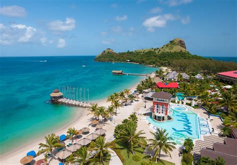 st lucia reviews sandals travel 2 the caribbean sandals new overwater