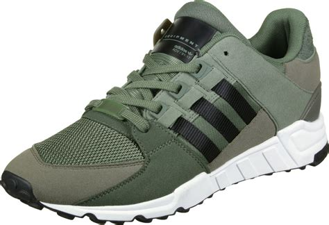 adidas eqt support rf shoes green
