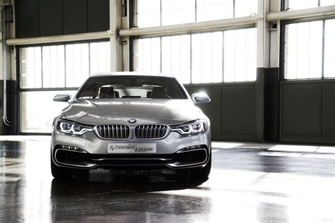 future bmw 3 series bmw 4 series coupe concept in uk video