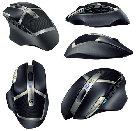 Mouse Logitech G602 rigelt logitech g602 mouse announced