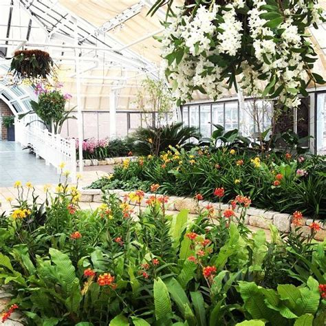 Things To Do On Spring Break In Columbus Ohio Akron Franklin Park Conservatory And Botanical Garden