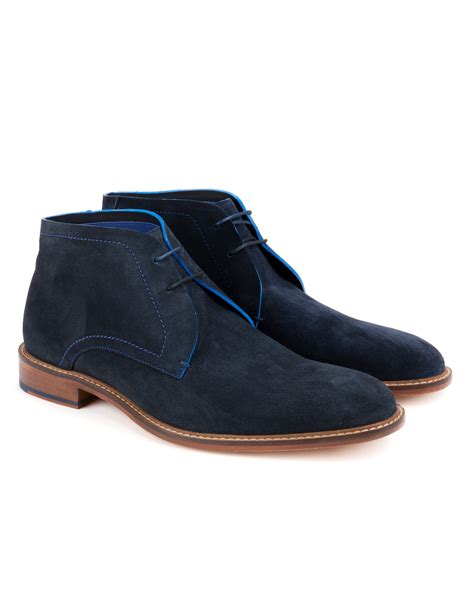 ted baker shoes ted baker torsdi 3 in blue for blue lyst