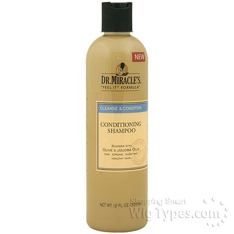 dr miracle hair dr miracles cleanse condition condiitonnig shoo 12oz