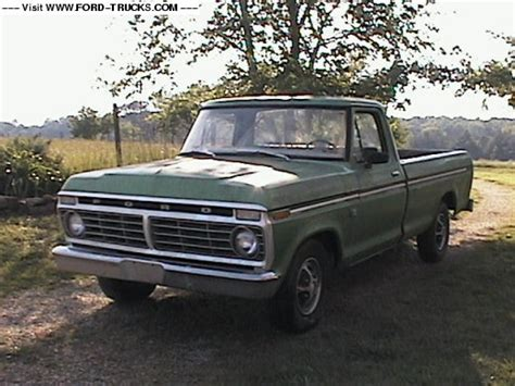 ford f100 73 1973 ford f100 4x2 73