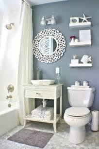Nautical Bathroom Ideas Nautical Bathroom D 233 Cor By Yourself Bathroom
