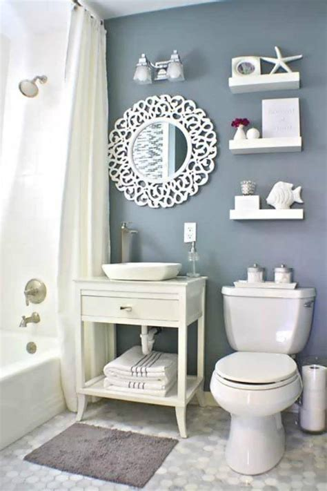 seashore bathroom decor making nautical bathroom d 233 cor by yourself bathroom designs ideas