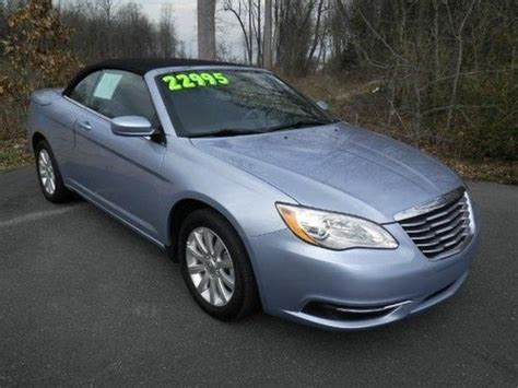 how to sell used cars 2012 chrysler 200 on board diagnostic system sell used 2012 chrysler 200 convertible in milford delaware united states for us 22 995 00