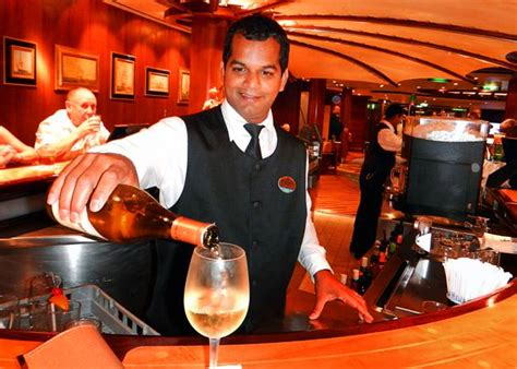 Cruise Ship Bartender by How To Be A Bartender On A Cruise Ship