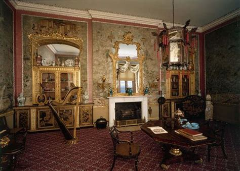 Historic Home Interiors by Wallpapers In The Historic Interior