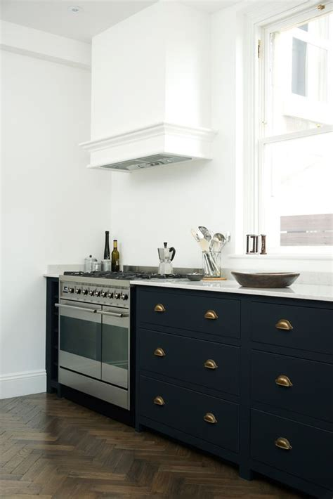 the beautiful bath shaker kitchen by devol painted in our