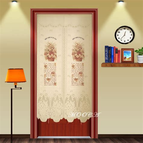 japanese style curtains aliexpress com buy 85x145cm flower door curtain burnout