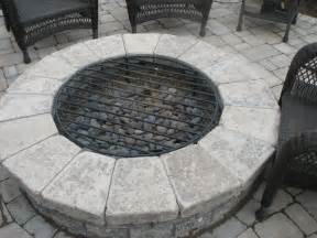 Firepit Grille Built In Grill Bar Firetable Pit And Other Kits