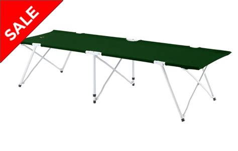 Hi Gear Folding C Bed Hi Gear Folding C Bed Go Outdoors