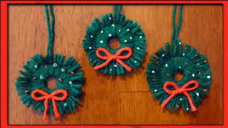 home made decorations easy ornaments
