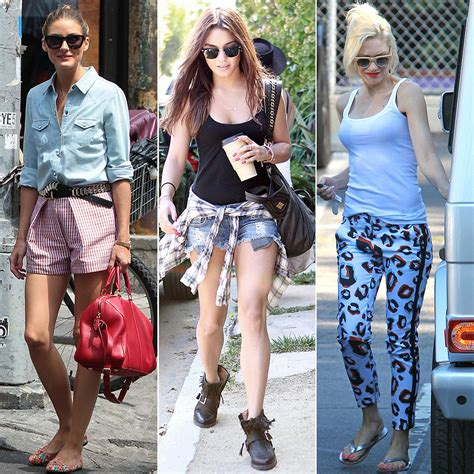 celebrity style celebrity casual style summer 2013 popsugar fashion