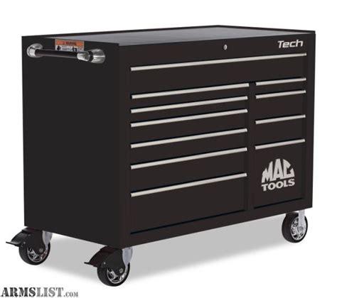 armslist for sale trade mac 11 drawer tool box