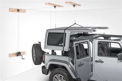Jeep Wrangler Hardtop Lift Lange Originals 174 014 Sim Hoist A Top Simple Jeep Cj