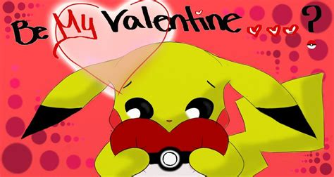 pikachu valentines day pikachu by kooki3s on deviantart