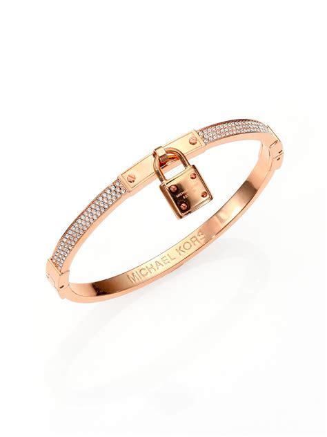 michael kors logo lock charm bracelet 12 000 vector logos