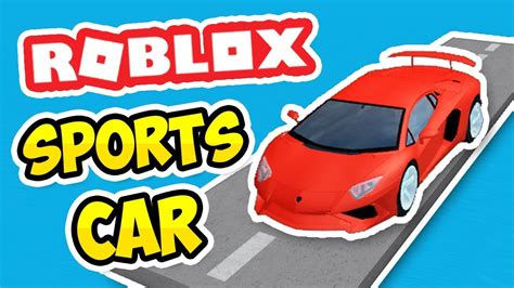 how to make a boat roblox sports car boat roblox build a boat for treasure youtube