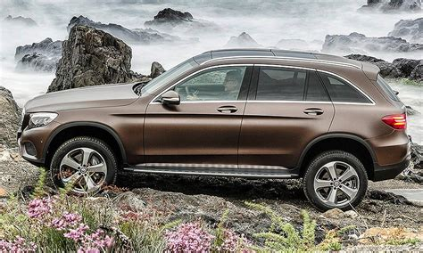 rugged suv 2015 mercedes glc marks shift from rugged styling of suvs