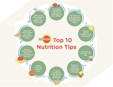 best nutrition nutrition for children obesity in children