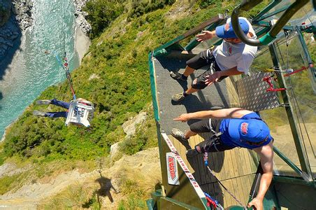 swing nz 5 high octane adventures in new zealand fodors travel guide