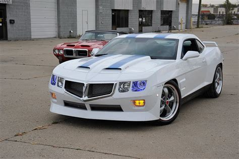 cer conversion sema hpp comes up with its own trans am camaro kit