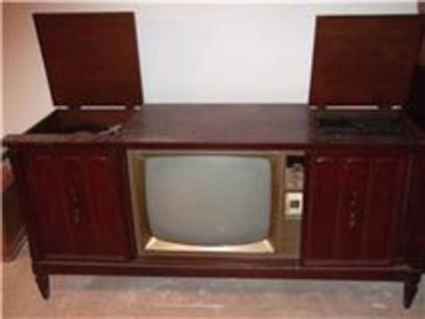 vintage tv stereo cabinet 1960 s tv record player console furniture ideas