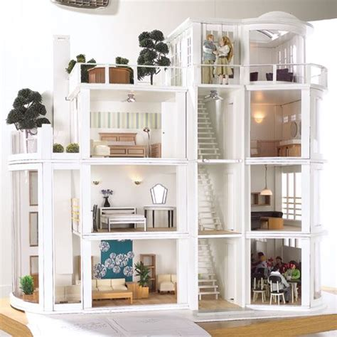 contemporary doll house 17 best ideas about modern dollhouse on pinterest diy dollhouse diy doll house and