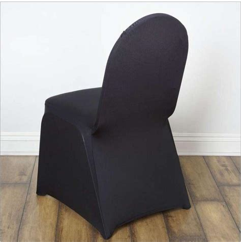 Cheap Black Chair Covers by Black Chair Cover Efavormart