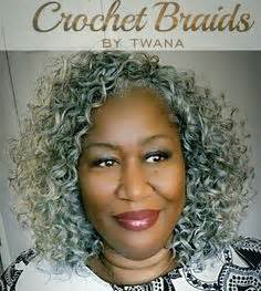 salt pepper braids hairstyles pictures tapered cut crochet braids using salt n pepper small and