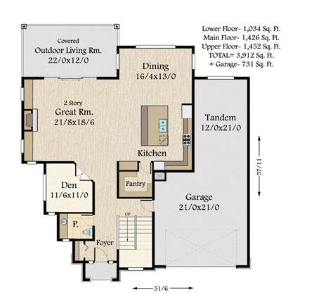 normandy house plan transitional house plan by stewart