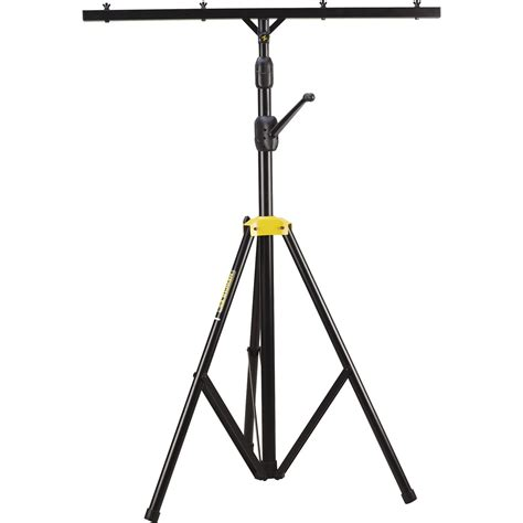 light stand hercules stands ls700b quick n ez crank light stand music123