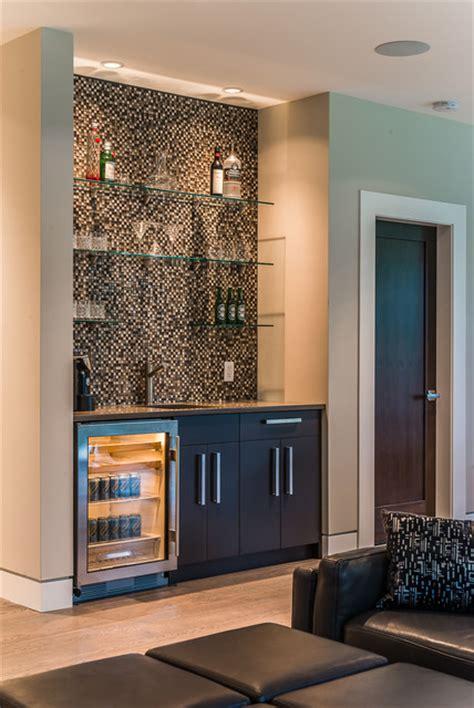 home bar interior cedar ridge modern home bar vancouver by the