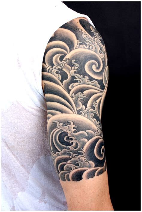tattoo tribal japan 25 japanese water tattoo designs