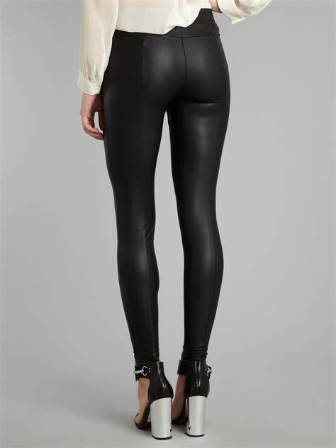 Legging Standar Polos ax look in black lyst