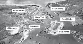 Ford Island Map Ford Island Part I Overview